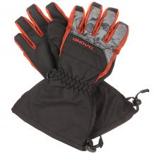 Купить перчатки сноубордические детские dakine yukon glove northwoods серый,оранжевый,черный ( id 1196354 )