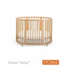 Кроватка Stokke Sleepi, натуральный Stokke 993882502