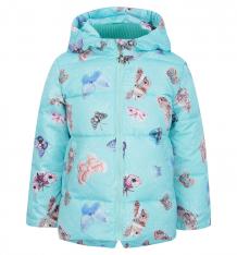Купить куртка ovas беатриче, цвет: бирюзовый ( id 10377950 )