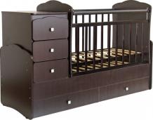 Купить кроватка-трансформер фея 2100 0001036