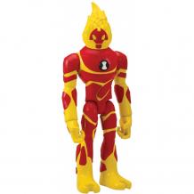 Купить ben10 игровой набор фигурка человек-огонь xl и маска для ребенка 76712