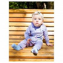 Купить комбинезон котмаркот облачный зайчик, цвет: синий ( id 11006012 )