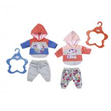 Купить zapf creation baby born 826-980 бэби борн цветочные костюмчики (в ассортименте)