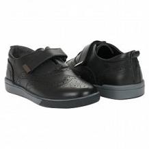 Купить полуботинки elegami, цвет: черный ( id 11080664 )