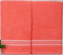 Купить belezza набор махровых полотенец фантазия 2 шт.