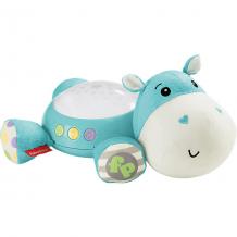 """Купить плюшевая игрушка-проектор """"бегемотик"""", fisher price 4758266"""