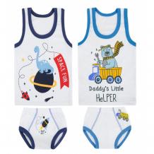 Купить babycollection комплекты белья веселые друзья 2 шт. 356/kbl004/sph/k2/004/p1/z*m