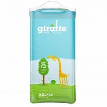 Купить трусики-подгузники lovular giraffe размер xxl (42 шт) lovular 996856951