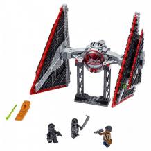 Купить конструктор lego star wars 75272 лего звездные войны истребитель сид ситхов 75272