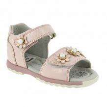 Купить сандалии kenka, цвет: розовый ( id 12504970 )