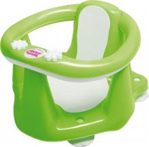 Купить сиденье в ванну ok baby flipper evolution, цвет: салатовый ok baby 996945235