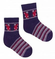 Купить носки mastersocks, цвет: фиолетовый ( id 6499729 )