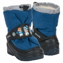 Купить сапоги ortotex, цвет: синий ( id 11535802 )