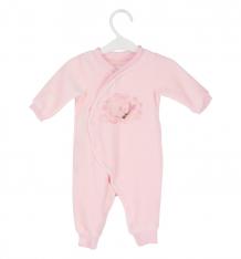 Купить комбинезон совенок я белый мишка, цвет: розовый ( id 7699447 )