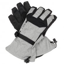 Купить перчатки сноубордические dakine scout glove heather серый,черный ( id 1190194 )