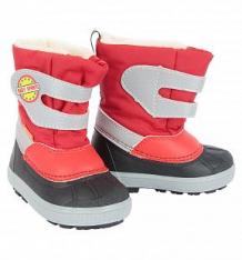 Купить сноубутсы demar baby sport, цвет: красный ( id 7153705 )