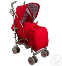 Купить коляска-трость corol s-5 sunset, цвет: красный ( id 8686813 )