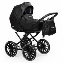 Купить коляска 2 в 1 mr sandman apollcl, цвет: черный ( id 12535738 )