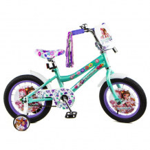 Купить велосипед двухколесный mattel enchantimals колеса 14 вн14195