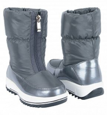 Купить сапоги twins, цвет: серый ( id 9777363 )