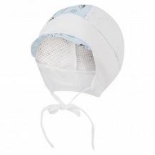Купить шапка magrof, цвет: белый/голубой ( id 10605470 )