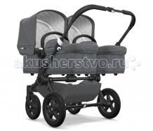 Купить bugaboo коляска для двойни и погодок donkey2 twin classic complete