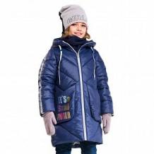 Купить пальто boom by orby, цвет: синий ( id 11118188 )