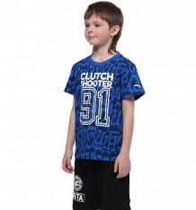 Купить футболка anta basketball, цвет: синий ( id 10304153 )