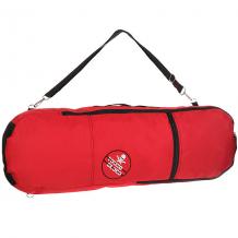 Купить чехол для скейтборда wrhz cargo red красный 1184628