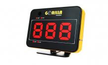 Купить gorilla training спортивный радар со встроенной камерой speed vision 70475