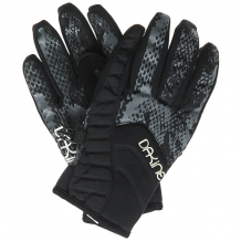 Купить перчатки сноубордические женские dakine electra glove black черный 1205683