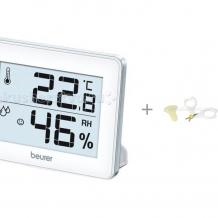 Купить термометр beurer hm16 гигрометр с ножницами pigeon для ногтей новорожденных