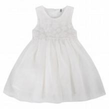 Купить платье santa&barbara, цвет: белый ( id 11046518 )