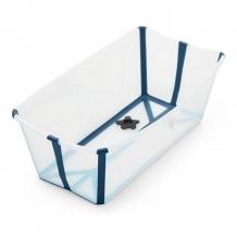Купить stokke ванночка flexi bath transparent 53190