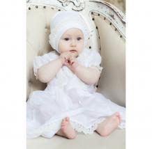 Купить lucky child крестильная рубашка для девочки к1-6д