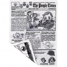 Купить детская газета people с эффектом шелеста ( id 12851798 )