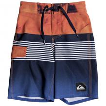 Купить шорты пляжные детские quiksilver highlavaby14 navy blazer