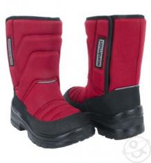 Купить сапоги nordman lumi, цвет: бордовый ( id 10031010 )