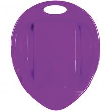 Купить санки-ледянка снежный гонщик, фиолетовые ( id 13152971 )