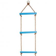 Купить верёвочная лестница kett-up, синяя ( id 10248467 )