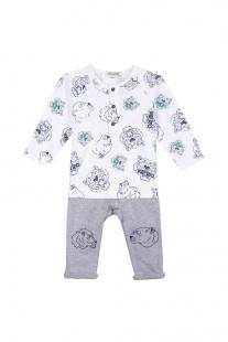 Купить комплект: футболка, брюки kenzo ( размер: 9mес 9мес ), 11243412