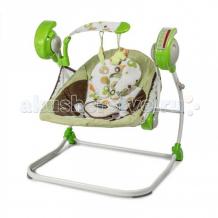Купить электронные качели baby care flotter с адаптером s801