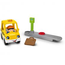 Купить транспортное средство fisher-price little people going places taxi ( id 7014735 )