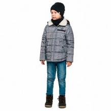 Купить куртка boom by orby, цвет: серый ( id 11607040 )