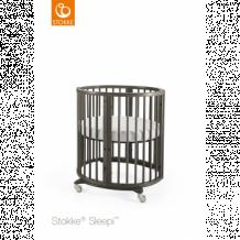 Кроватка-трансформер Stokke Sleepi Mini, цвет: серый Stokke 996848109