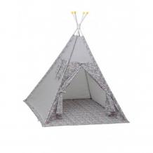 Купить polini палатка-вигвам kids disney последний богатырь принцесса