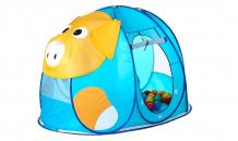 Купить calida дом-палатка + 100 шаров поросенок 667