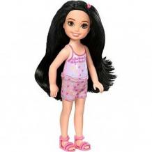 Купить кукла barbie barbie club chelsea брюнетка с длинными волосами 13.5 см ( id 4883431 )