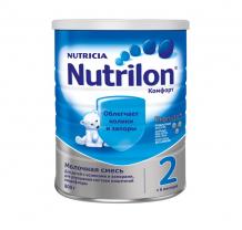 Купить nutrilon молочная смесь комфорт 2 pronutriplus специальная с 6 мес. 800 г 134601
