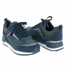 Купить кроссовки geox aneko, цвет: синий ( id 9850140 )